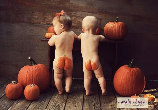 Trào lưu chụp ảnh cho bé sốt xình xịch trong mùa Halloween năm nay, bố mẹ đã biết chưa? - Ảnh 8.