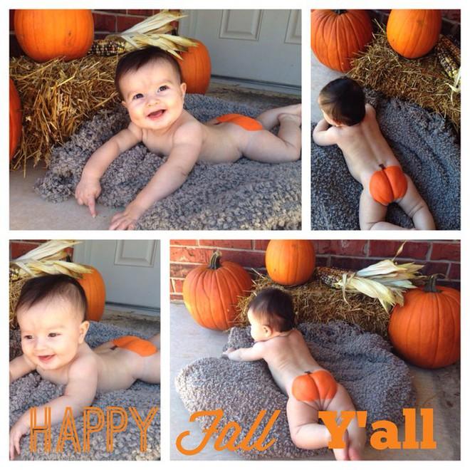 Trào lưu chụp ảnh cho bé sốt xình xịch trong mùa Halloween năm nay, bố mẹ đã biết chưa? - Ảnh 9.