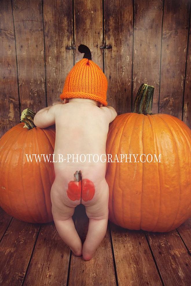Trào lưu chụp ảnh cho bé sốt xình xịch trong mùa Halloween năm nay, bố mẹ đã biết chưa? - Ảnh 15.