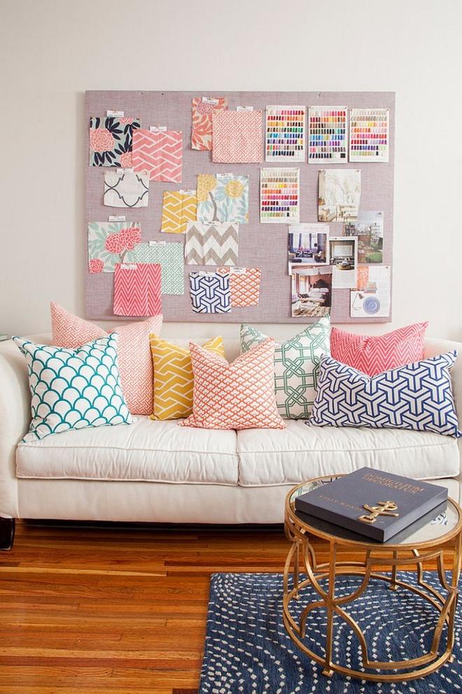 Phòng làm việc đẹp dịu dàng và bình yên với gam màu pastel khiến ai nhìn cũng yêu - Ảnh 10.