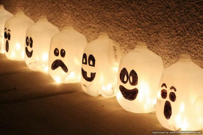 Mách bạn 15 ý tưởng trang trí nhà đón Halloween vô cùng thú vị - Ảnh 2.