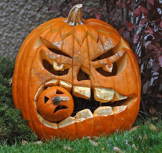 Mách bạn 15 ý tưởng trang trí nhà đón Halloween vô cùng thú vị - Ảnh 7.