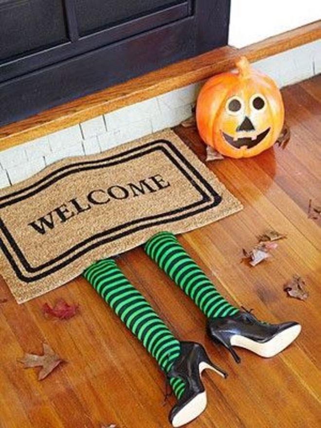 Mách bạn 15 ý tưởng trang trí nhà đón Halloween vô cùng thú vị - Ảnh 8.