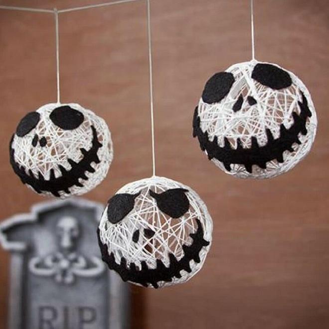 Mách bạn 15 ý tưởng trang trí nhà đón Halloween vô cùng thú vị - Ảnh 10.