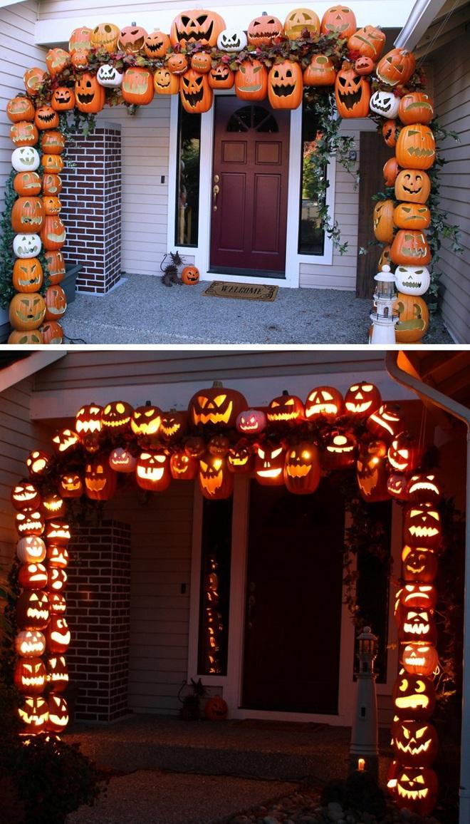 Mách bạn 15 ý tưởng trang trí nhà đón Halloween vô cùng thú vị - Ảnh 11.