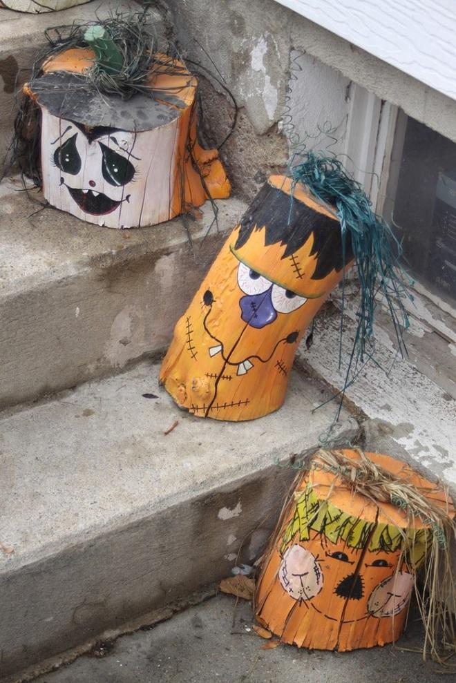 Mách bạn 15 ý tưởng trang trí nhà đón Halloween vô cùng thú vị - Ảnh 13.