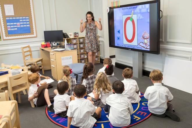 Ghé thăm ngôi trường tư thục cho học sinh ăn bằng đĩa bạc, học phí hơn 1 tỷ đồng/ năm - Ảnh 14.