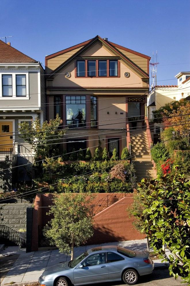 Cùng ngắm 7 ngôi nhà với lối bài trí ấn tượng, điển hình cho phong cách thiết kế nhà kiểu Mỹ  - Ảnh 1.