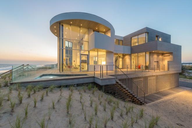 Cùng ngắm 7 ngôi nhà với lối bài trí ấn tượng, điển hình cho phong cách thiết kế nhà kiểu Mỹ  - Ảnh 3.