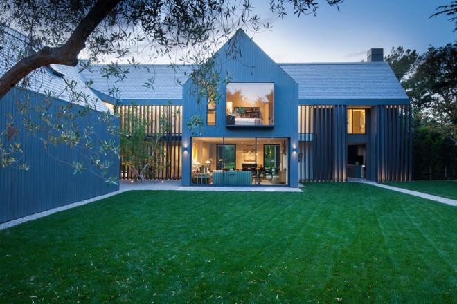 Cùng ngắm 7 ngôi nhà với lối bài trí ấn tượng, điển hình cho phong cách thiết kế nhà kiểu Mỹ  - Ảnh 12.