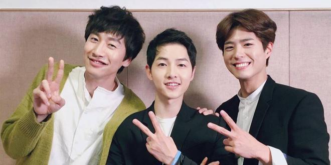 Phía Lee Kwang Soo lên tiếng về việc làm MC đám cưới Song Joong Ki - ảnh 1