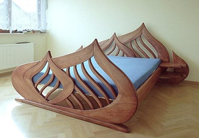 Bộ sưu tập đồ nội thất dành cho những tín đồ mê vật dụng làm từ gỗ đã xuất hiện - Ảnh 5.