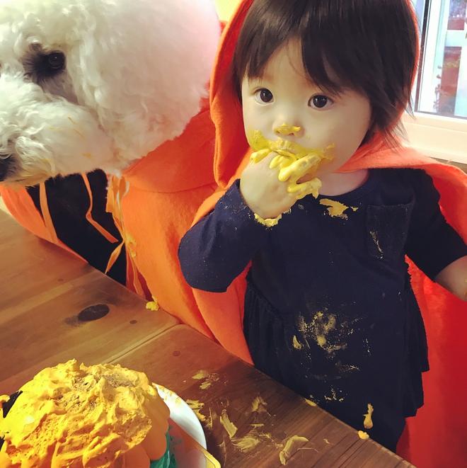 Loạt ảnh hóa trang Halloween hoành tráng nhất mạng xã hội của bé gái Nhật và những người bạn thú cưng - Ảnh 18.