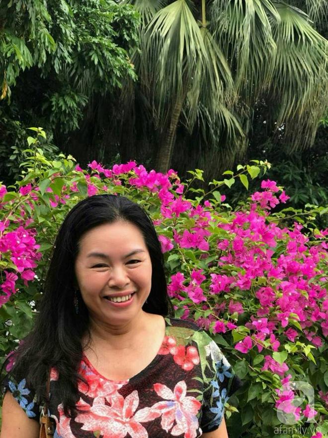 Ngôi nhà vườn xanh mát bóng cây của nữ giảng viên đại học chỉ cách Hà Nội 30 phút chạy xe - Ảnh 1.