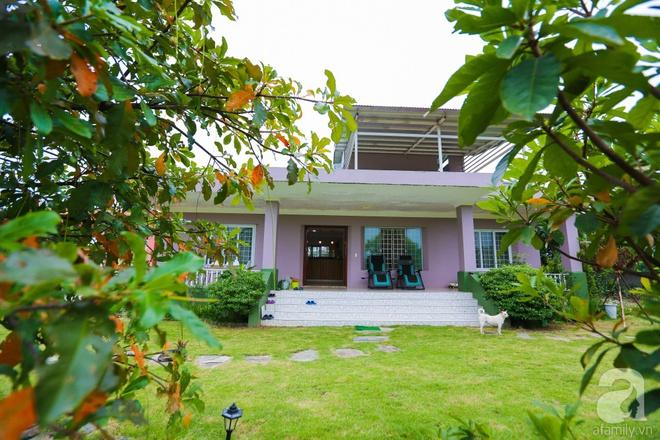 Ngôi nhà vườn xanh mát bóng cây của nữ giảng viên đại học chỉ cách Hà Nội 30 phút chạy xe - Ảnh 3.