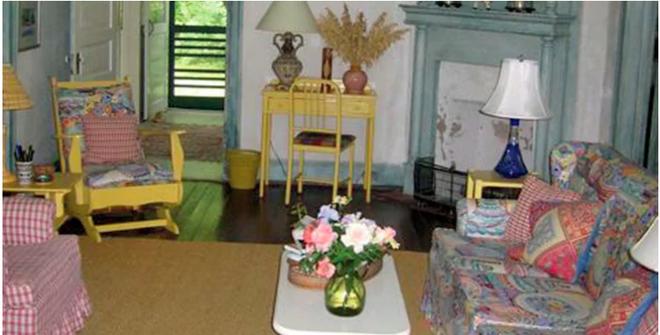 8 phòng khách lột xác đẹp như mơ sau khi cải tạo - Ảnh 13.