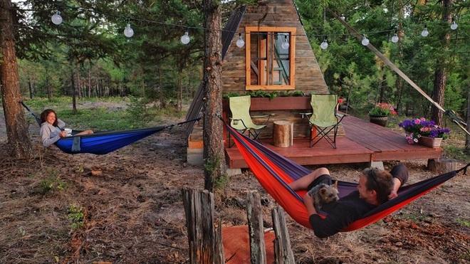 Đôi vợ chồng tự tay xây dựng một ngôi nhà nhỏ vô cùng xinh xắn với giá thành chưa tới 18 triệu đồng - Ảnh 6.