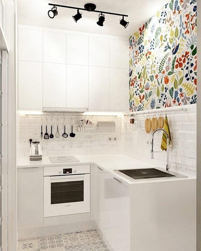 Ngắm những căn bếp rộng chưa đến 3m² nhưng được thiết kế không thể hợp lý hơn - Ảnh 3.
