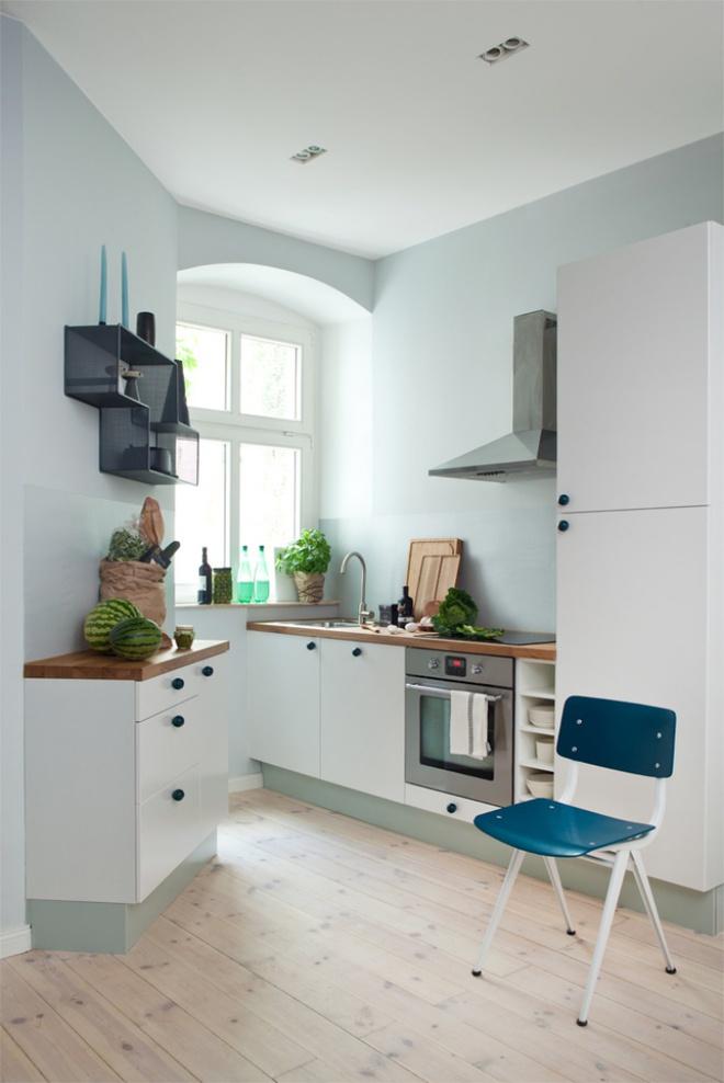 Ngắm những căn bếp rộng chưa đến 3m² nhưng được thiết kế không thể hợp lý hơn - Ảnh 8.
