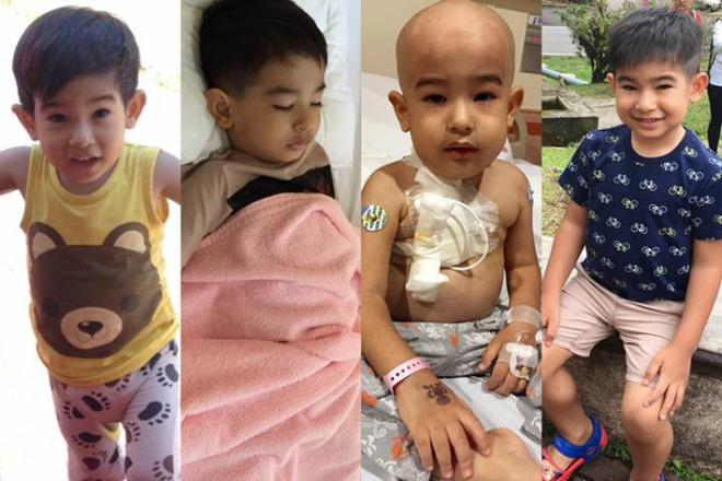 Phát hiện con trai mắc bệnh ung thư máu chỉ từ những triệu chứng ho, sốt thông thường - Ảnh 5.