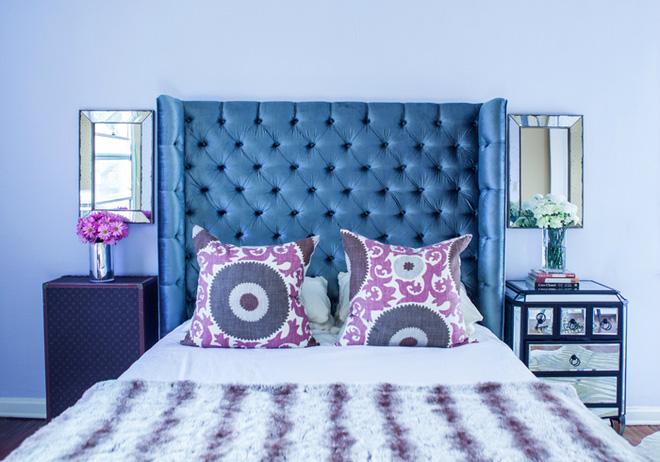Gợi ý những cách trang trí đầu giường để phòng ngủ đẹp như mơ - Ảnh 1.