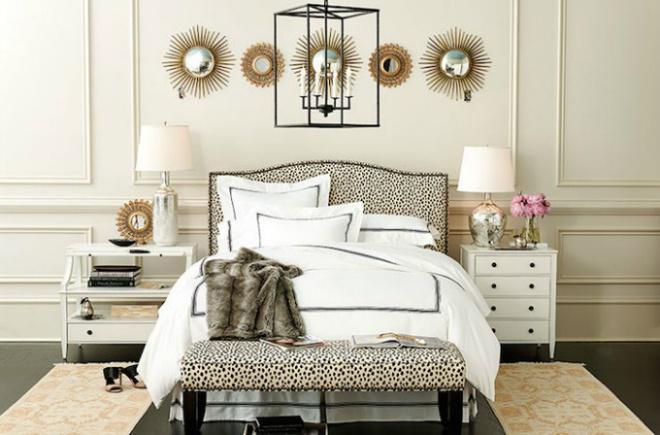 Gợi ý những cách trang trí đầu giường để phòng ngủ đẹp như mơ - Ảnh 6.