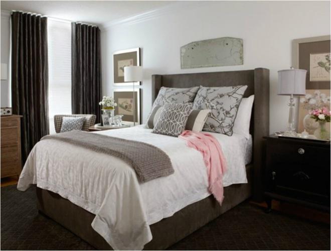 Gợi ý những cách trang trí đầu giường để phòng ngủ đẹp như mơ - Ảnh 8.