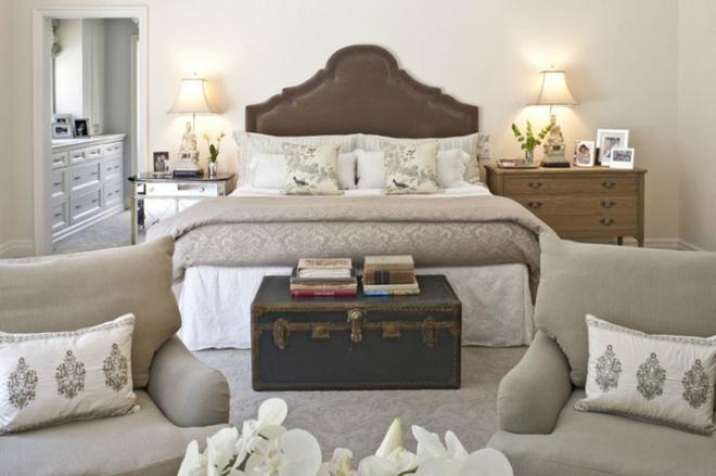 Gợi ý những cách trang trí đầu giường để phòng ngủ đẹp như mơ - Ảnh 10.