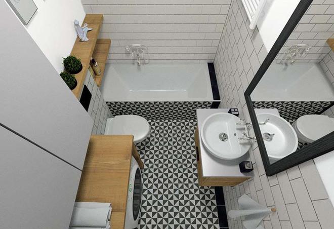 Cách để làm cho phòng tắm gia đình không còn nhàm chán - Ảnh 3.