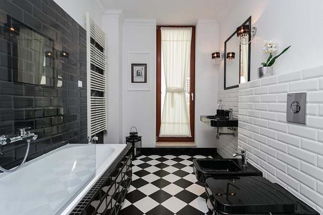 Cách để làm cho phòng tắm gia đình không còn nhàm chán - Ảnh 4.