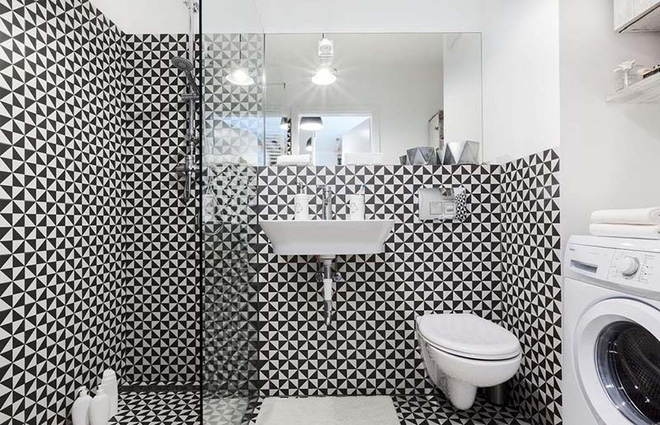 Cách để làm cho phòng tắm gia đình không còn nhàm chán - Ảnh 7.
