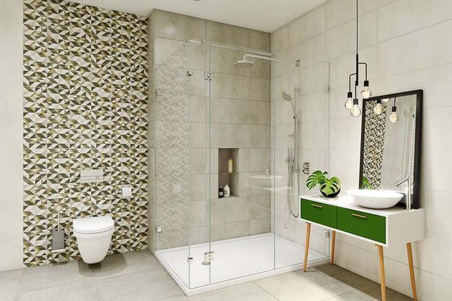 Cách để làm cho phòng tắm gia đình không còn nhàm chán - Ảnh 9.