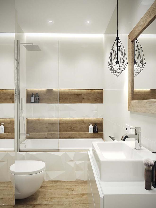 Cách để làm cho phòng tắm gia đình không còn nhàm chán - Ảnh 16.