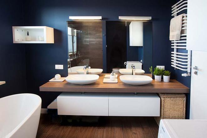 Đèn led – Mẫu đèn lý tưởng để làm bừng sáng phòng tắm gia đình - Ảnh 1.