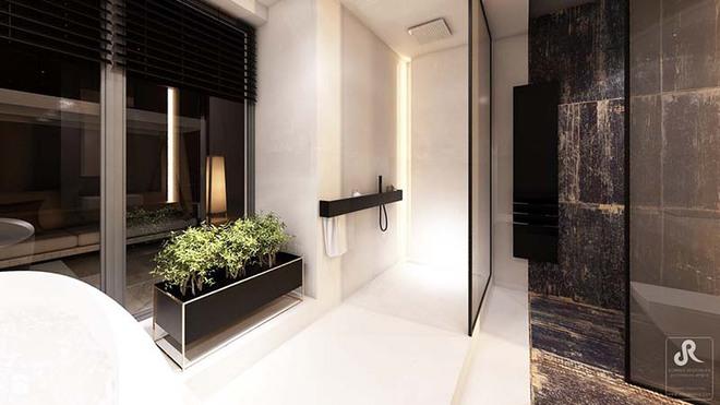 Đèn led – Mẫu đèn lý tưởng để làm bừng sáng phòng tắm gia đình - Ảnh 13.