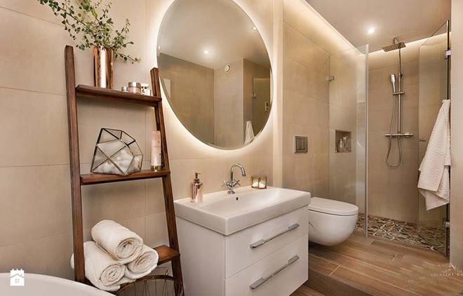 Đèn led – Mẫu đèn lý tưởng để làm bừng sáng phòng tắm gia đình - Ảnh 14.