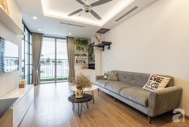 Gần 500 triệu đồng thi công, căn hộ 72m² ở Hà Nội thực sự là không gian sống đáng mơ ước của bao người - Ảnh 6.