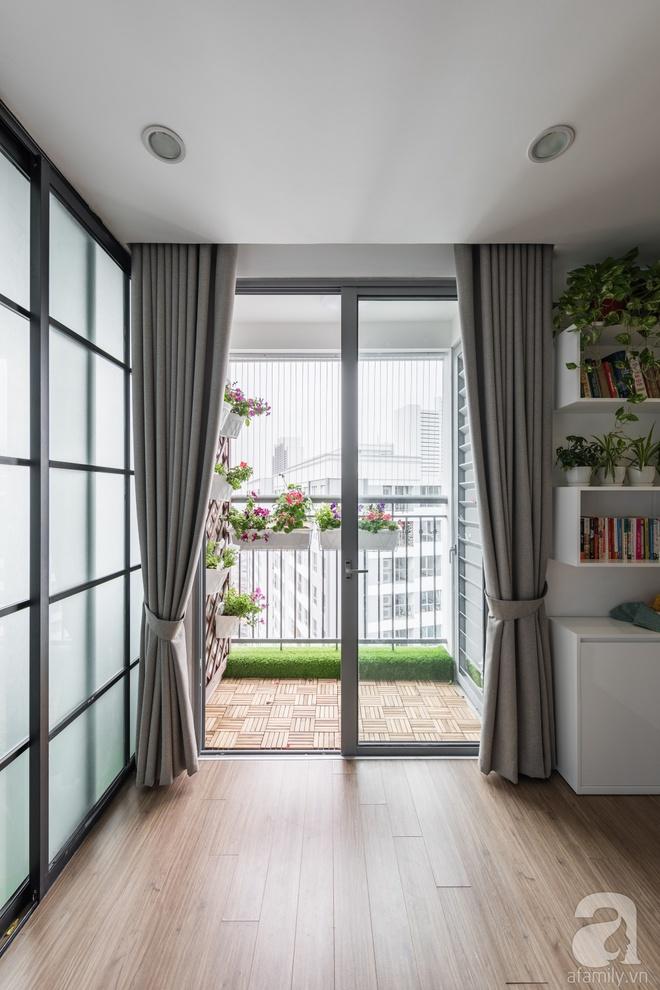 Gần 500 triệu đồng thi công, căn hộ 72m² ở Hà Nội thực sự là không gian sống đáng mơ ước của bao người - Ảnh 8.