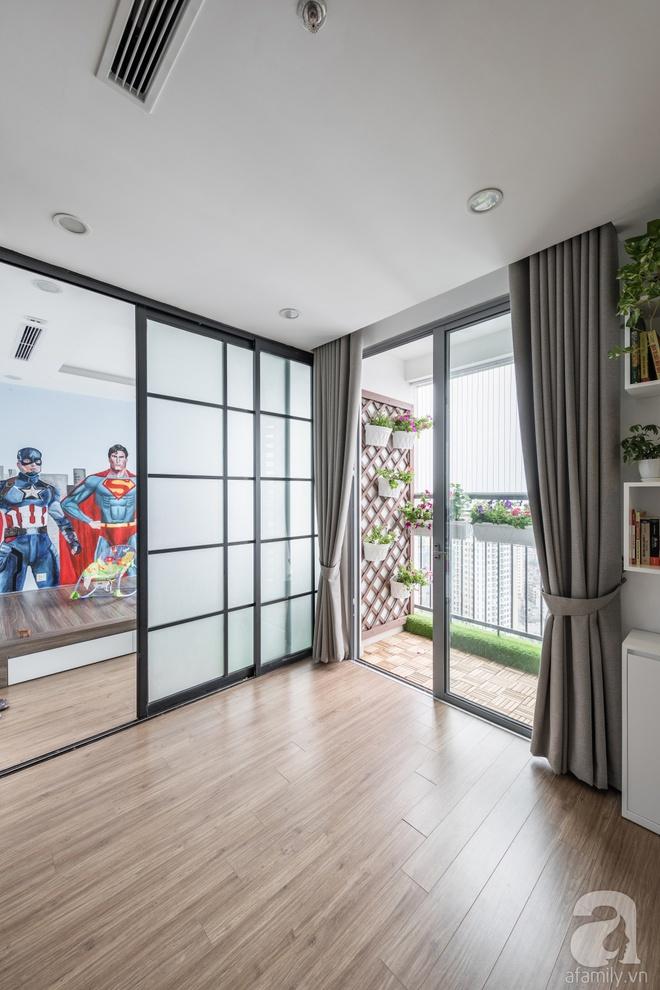 Gần 500 triệu đồng thi công, căn hộ 72m² ở Hà Nội thực sự là không gian sống đáng mơ ước của bao người - Ảnh 9.