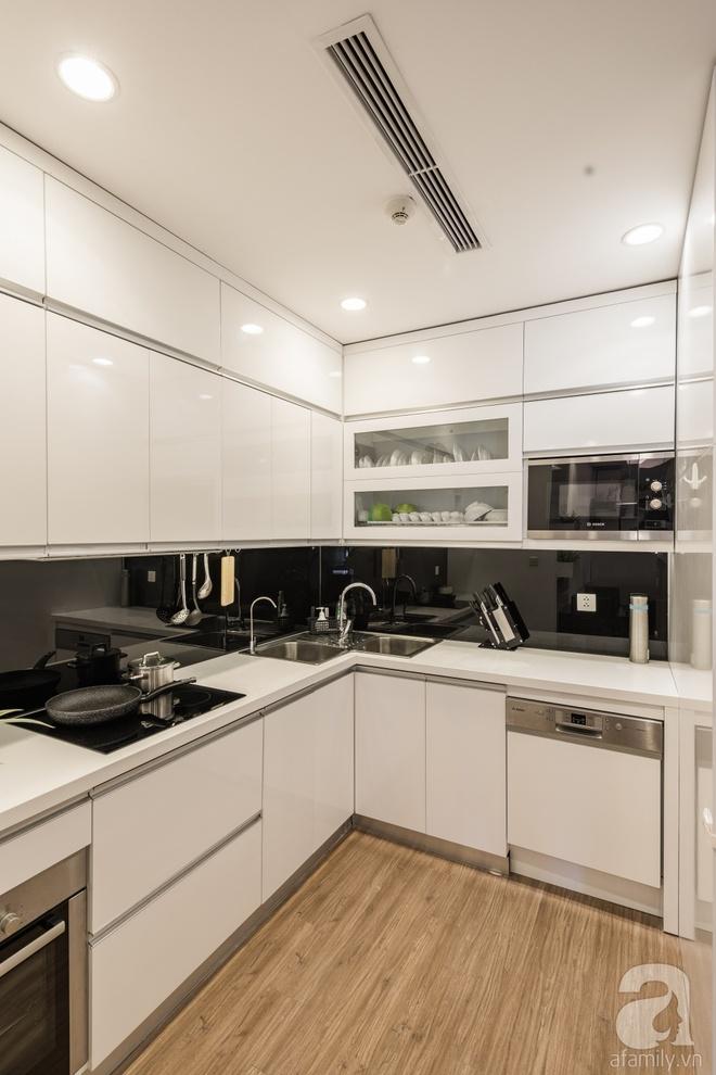 Gần 500 triệu đồng thi công, căn hộ 72m² ở Hà Nội thực sự là không gian sống đáng mơ ước của bao người - Ảnh 11.