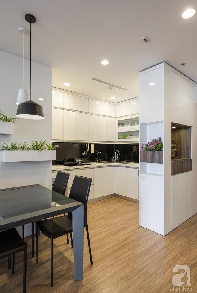 Gần 500 triệu đồng thi công, căn hộ 72m² ở Hà Nội thực sự là không gian sống đáng mơ ước của bao người - Ảnh 12.