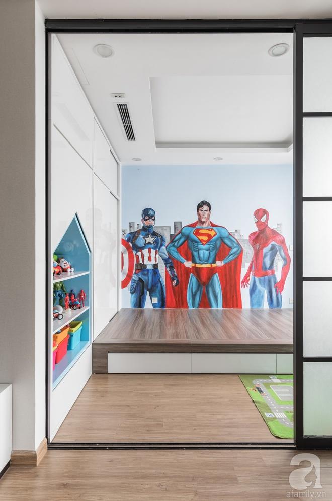 Gần 500 triệu đồng thi công, căn hộ 72m² ở Hà Nội thực sự là không gian sống đáng mơ ước của bao người - Ảnh 14.