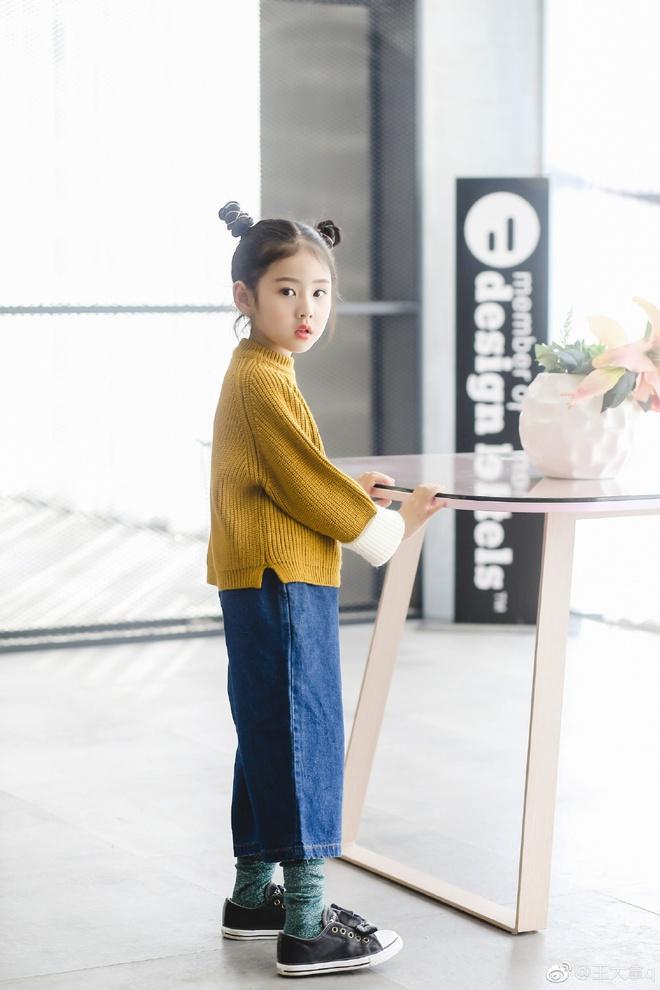 Tiểu tiên nữ có vẻ đẹp giống hệt Trương Bá Chi được dự đoán sẽ trở thành hot girl tương lai - Ảnh 7.