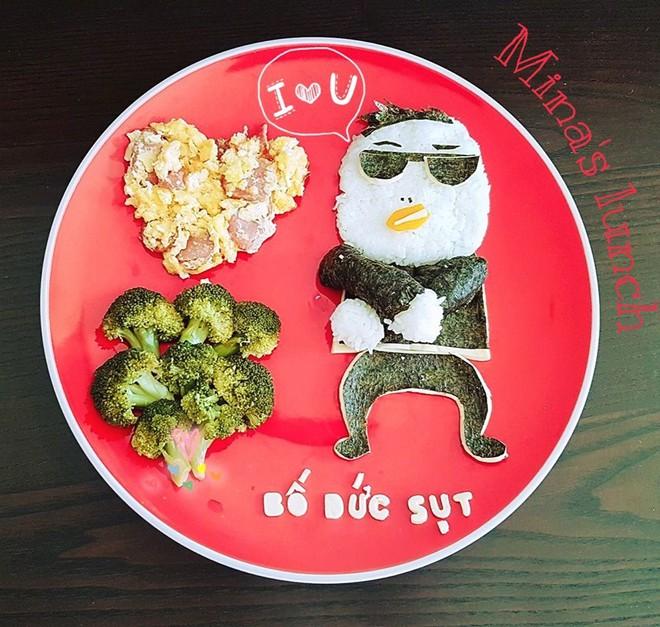 Mẹ Việt ở Úc<b style=color:#FA5742><i> hướng dẫn </i></b>các bước đơn giản làm cơm bento cho bé ăn thun thút - Ảnh 8.