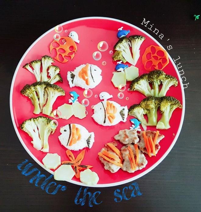 Mẹ Việt ở Úc<b style=color:#FA5742><i> hướng dẫn </i></b>các bước đơn giản làm cơm bento cho bé ăn thun thút - Ảnh 14.