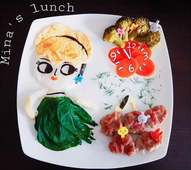Mẹ Việt ở Úc<b style=color:#FA5742><i> hướng dẫn </i></b>các bước đơn giản làm cơm bento cho bé ăn thun thút - Ảnh 15.