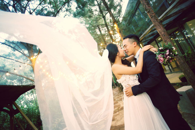 """Cả Hà Nội mới có một gia đình """"yêu tận tim"""": Ông bà, thông gia cưới cùng cô dâu, chú rể vui như thế này! - Ảnh 12."""
