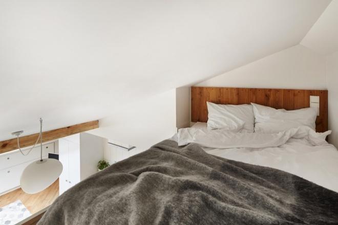 Khó có thể tin được căn hộ 19m² của đôi vợ chồng trẻ này lại đầy đủ tiện ích và vừa mắt đến thế - Ảnh 8.