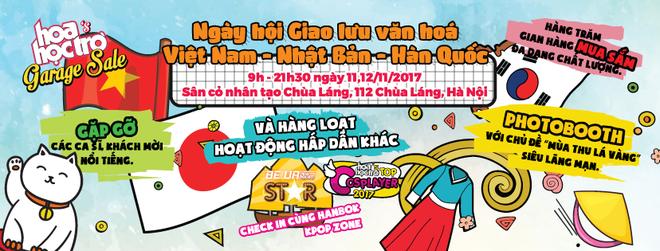 Loạt lễ hội, sự kiện bỏ qua là tiếc dịp cuối tuần này ở Hà Nội, Sài Gòn - Ảnh 4.