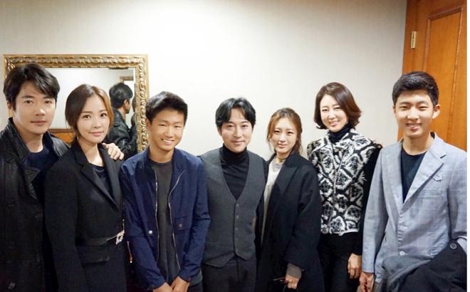 Vợ nam tài tử Kwon Sang Woo bật mí những lần cãi nhau nảy lửa trong 10 năm hôn nhân - ảnh 4